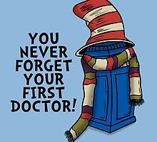 Your First Doctor by fishbiscuit