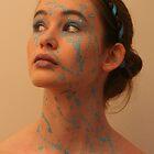 Blue Girl by fabidoodle