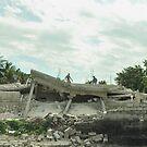 3 Years Ago Port Au Prince Haiti by Al Duke