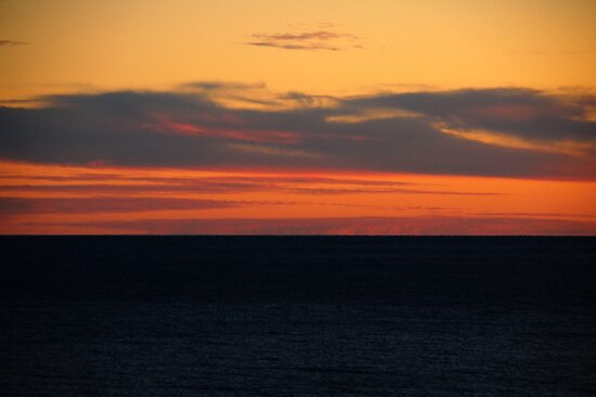 North Florida Sunset by Joanne  Bradley