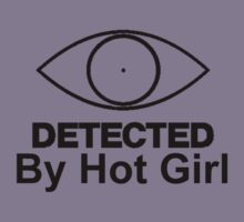 "Detected ""By Hot Girl"" by slkr1996"