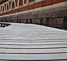 Long Bench by MotherNature