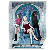 The Winter Court of the Sidhe Poster