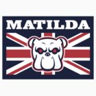 Matilda (Sticker) by thom2maro