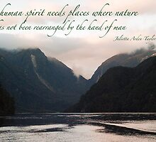 Spirit of Nature by Odille Esmonde-Morgan