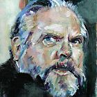 Orson Welles portrait. by Graham Hill