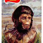Cornelius, Planet of The Apes trading card by Graham Hill