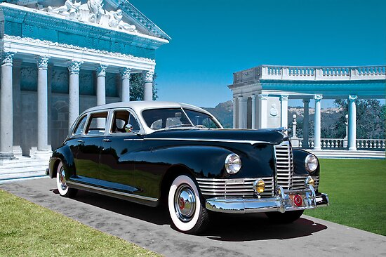 1947 Packard Super Delux Eight by DaveKoontz