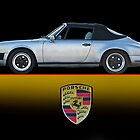 1984 Porsche 911 Carrera by DaveKoontz