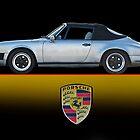 1984 Porsche 911 Carrera by DaveKoontz
