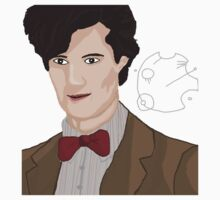Eleventh Doctor Kids Clothes