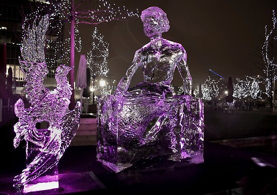 INTERNATIONAL ICE SCULPTING 11-12-13 JANUARY 2013, PART 2 by katarina86