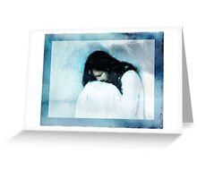 Loose ends Greeting Card