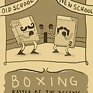 Old Timey Boxing Games by thesnuttch