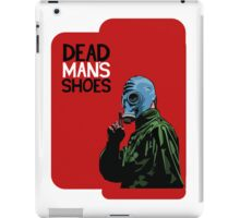 Dead Man's Shoes Paddy Considine Comic Style Illustration iPad Case/Skin