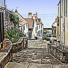 Narrow Wynd, West Wemyss by Charles  Staig