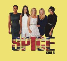 Spice girls Current by silverkid
