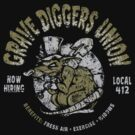 Gravediggers union by luckydevil