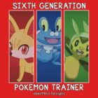 Pokemon: Sixth Generation Pokemon Trainer! by UberPBnJ