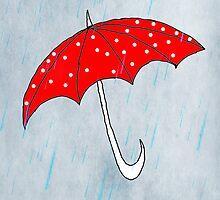 Rainy Days by Denise Abé