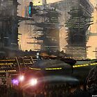 future cityscape by davpea101