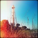 Gasparilla Lighthouse II by Chris Andruskiewicz
