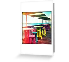 Rainbow of Keys II Greeting Card