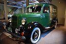 Ford Panel Truck.... 1936 by John Schneider