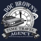 Doc Brown's Travel Agency by GreenHRNET