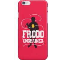 Frodo Unchained iPhone Case/Skin