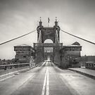Roebling Bridge by Eric Scott Birdwhistell
