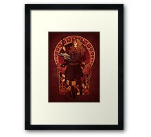 The Brightest Witch of Her Age - Print Framed Print