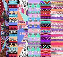 Mixed aztec patterns  by vasarenar