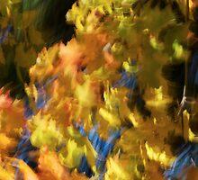 Leaves 1 iPad Case by Joseph Rotindo