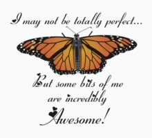 I may not be perfect... by Glenys Everest