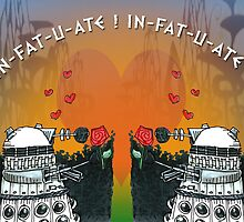 IN-FAT-U-ATE! IN-FAT-U-ATE! by ToneCartoons