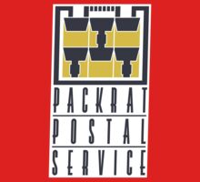 Packrat Postal Service T-Shirt