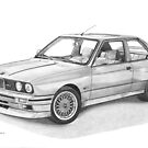 BMW M3 (E30) by Steve Pearcy