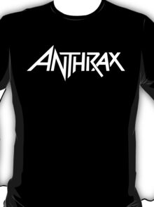 Anthrax logo T-Shirt