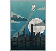 Rocket City Photographic Print