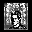 Twilight - Edward - Ipad by tribal191983