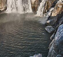 Shoshone Falls by getfarid