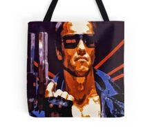 The Terminator Tote Bag