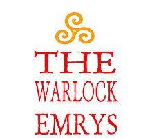 The Warlock Emrys by Emerlyn