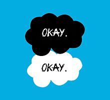 "The Fault In Our Stars / TFIOS by John Green - ""Okay."" ""Okay."" by runswithwolves"