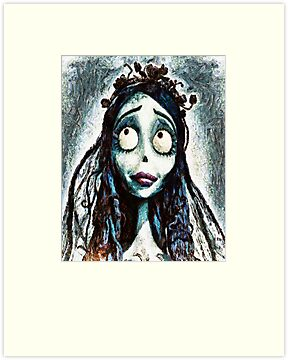 Corpse Bride by Joe Misrasi