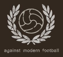 Against Modern Football *Vintage* by confusion