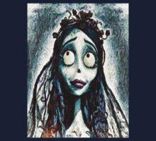 Corpse Bride Kids Clothes