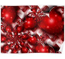 Loving Hearts Poster