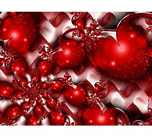 Loving Hearts Photographic Print